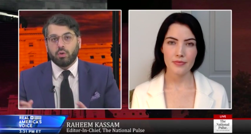 Molly McCann Raheem Kassam National Pulse